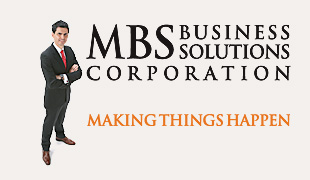 MBS Business Solutions Corporation | Making things happen.